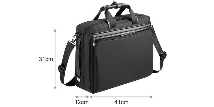 エースフレックスライトフィットビジネスバッグ(54558)