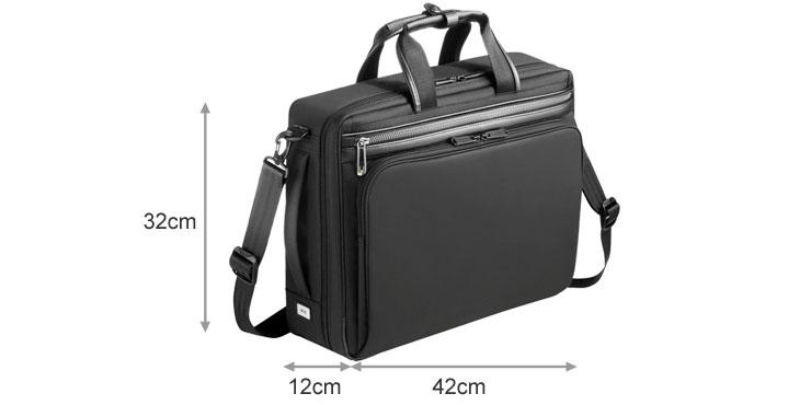 エースフレックスライトフィットビジネスバッグ(54562)