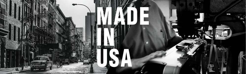 ゼロハリバートンはMade in USA
