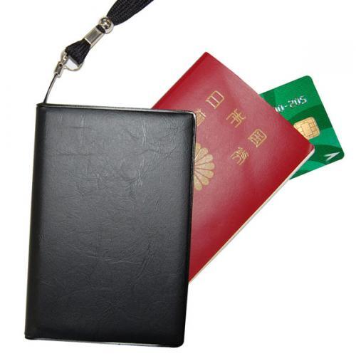 ゴーウェルスキミング防止パスポートカバー